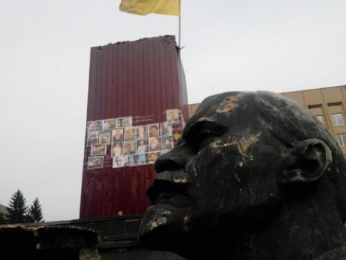 У Золотоноші за рахунок Леніна поповнили міський бюджет