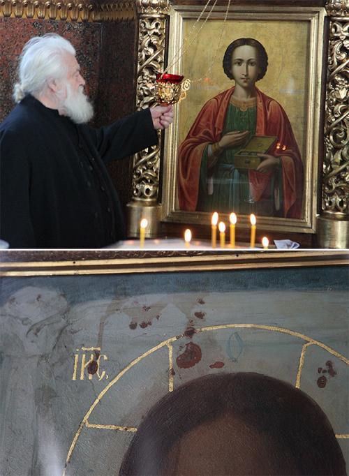 У черкаському соборі можна побачити диво (ФОТО)