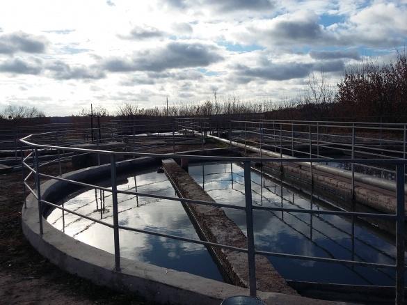 На Черкащині завершують реконструкцію очисних споруд