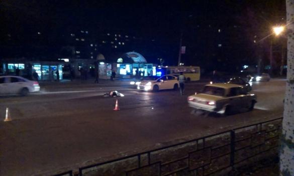 У Черкасах сталася смертельна ДТП за кільканадцять метрів від пішохідного переходу