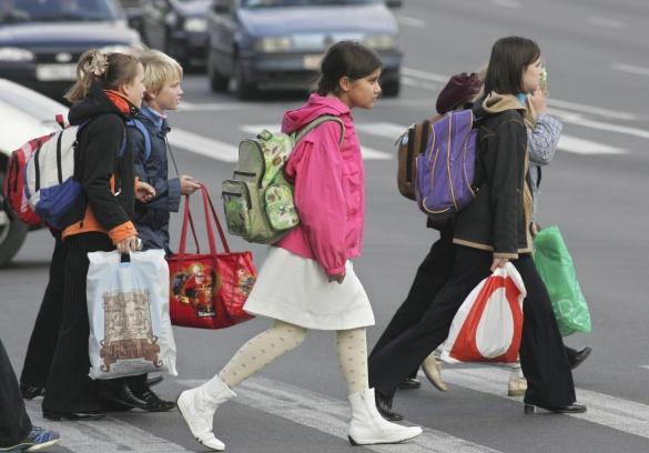 Черкаські школярі бояться переходити дорогу