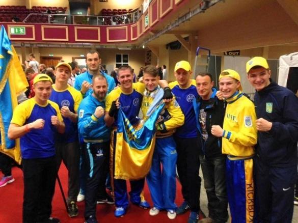 Черкаські спортсмени стали призерами світу з кікбоксингу