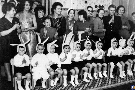 Черкаські депутати облради в дитинстві були зайчиками  (ВІДЕО)