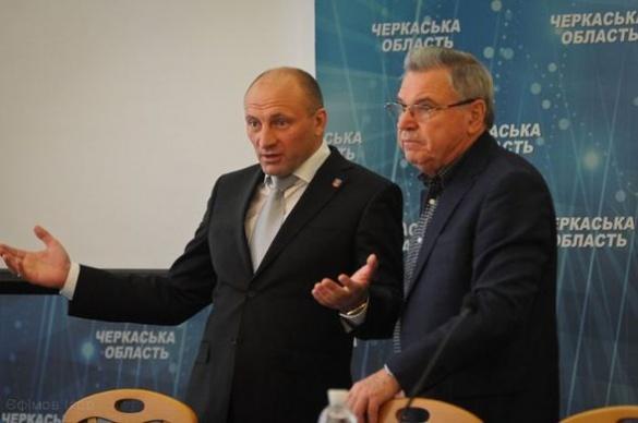 Як черкаським депутатам на сесії міськради