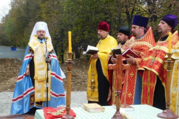 На Черкащині зведуть ще один храм