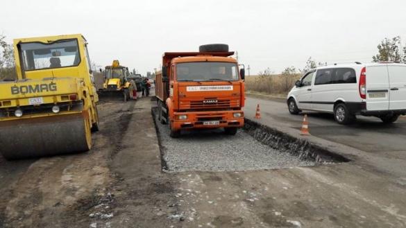 На Черкащині влада обіцяє продовжити ремонтувати