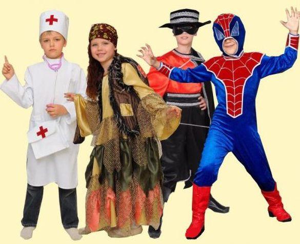 Новорічні костюми для дітей: найдорожчі