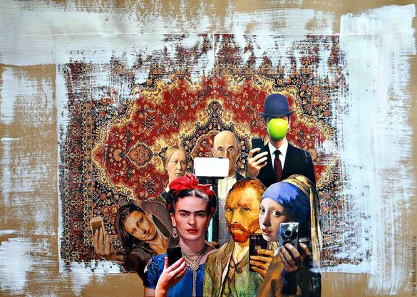 Двійники черкаських політиків у витворах мистецтва (ФОТО)