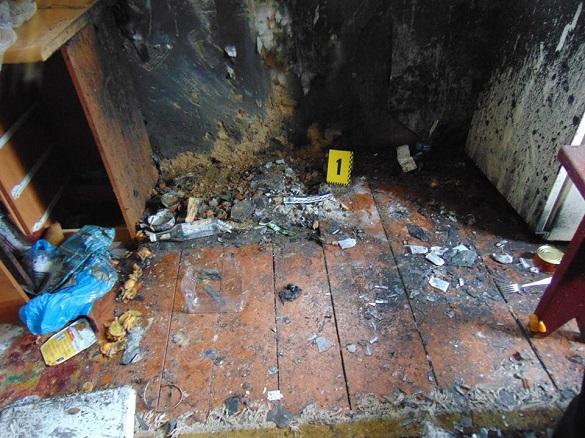 Черкащанин підірвав удома гранату (ФОТО)