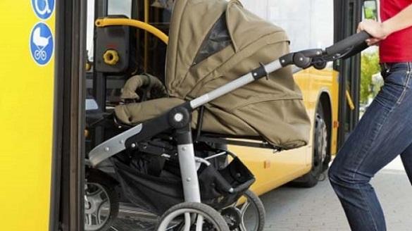 Черкаські матусі просять не брати гроші за проїзд немовлят у колясках