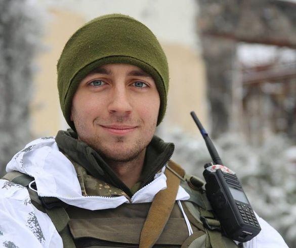 Одну з вулиць Києва назвуть на честь черкаського бійця