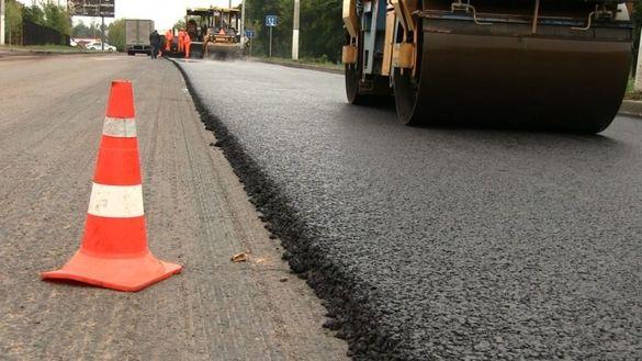 На ремонт доріг у Черкаській області виділили менше половини запланованого