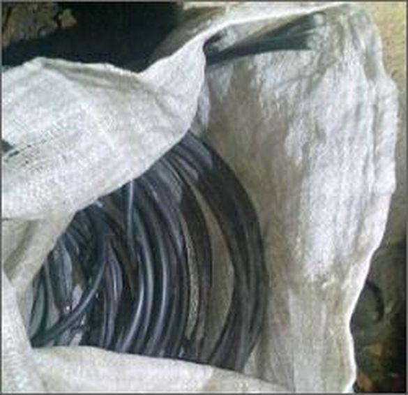 Смілянин намагався викрасти майже 100 метрів телефонного дроту (ФОТО)