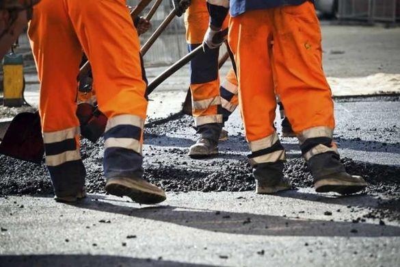 У Черкасах не ремонтують дороги через дощ