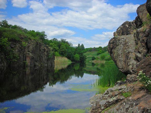 В одній із річок Черкащини в кілька разів перевищений рівень кишкових бактерій
