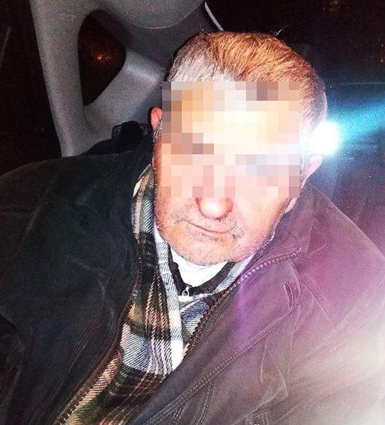 У Черкасах знайшли дідуся, який три дні блукав містом