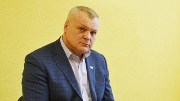 Мера Сміли, який зібрався в президенти, відсторонили від посади