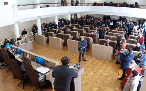 Кворуму немає: частина черкаських депутатів просять перенести сесію (документ)