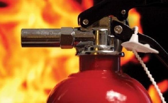 У ніч на Старий Новий рік в Черкасах сталося дві пожежі