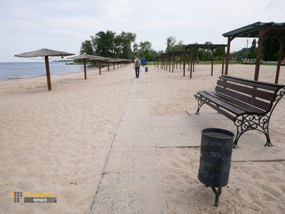 Надихаючись Маямі: як у Черкасах відроджують пляжі