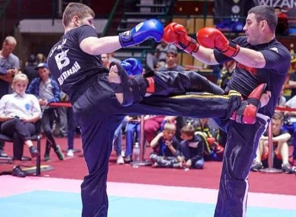 Черкаські спортсмени вибороли перші місця на всеукраїнському турнірі з кікбоксингу