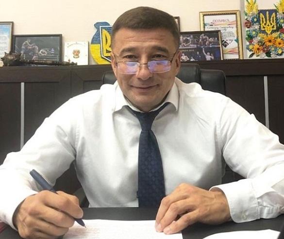 Заступник голови ОДА написав заяву на звільнення