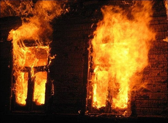 У пожежі на Черкащині загинула жінка