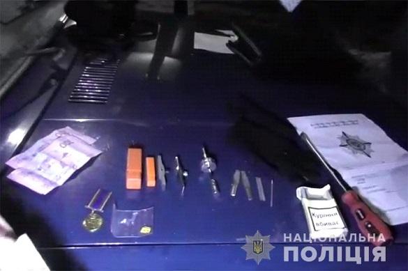 Двоє зловмисників на Черкащині у жінки викрали медалі та гроші (ВІДЕО)