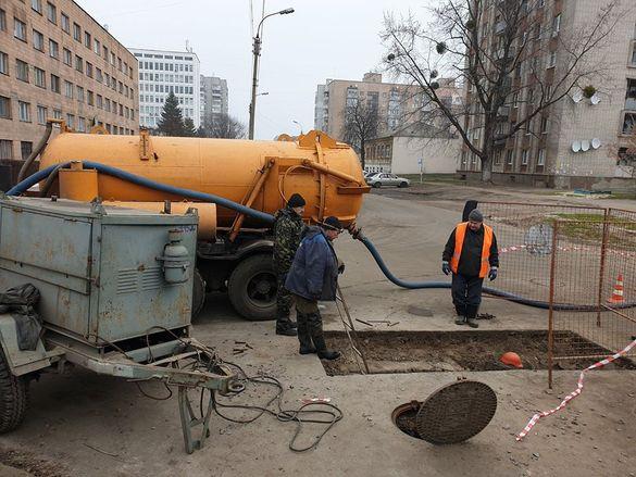 На мережі водопостачання Черкас замінили застаріле обладнання