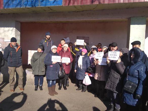 На Черкащині селяни перекриватимуть дорогу в знак протесту проти приєднання до Золотоноші