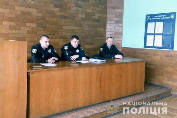 На Черкащині призначили нового керівника відділу поліції