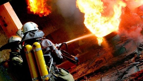 Пожежа у багатоповерхівці сталася в Черкасах