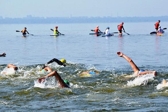 Дніпро знову перепливатимуть у Черкасах