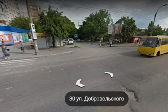 На перехресті у Черкасах збили жінку: рідні шукають свідків
