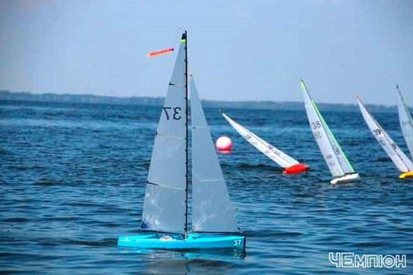 Перший етап Кубку України з судномодельного спорту завершився у Черкасах