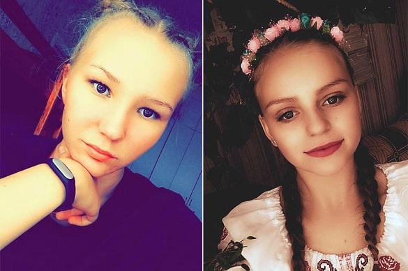 На Черкащині розшукують двох неповнолітніх дівчат (ФОТО)