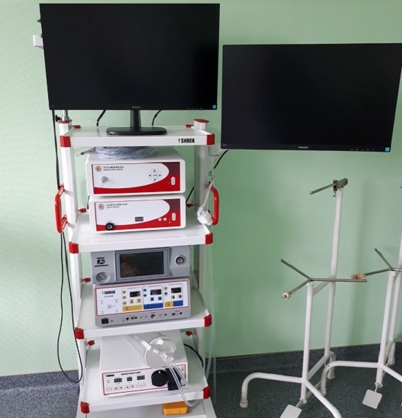 У лікарню на Черкащині закупили нове обладнання (ФОТО)