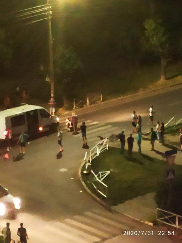 У Черкасах автівка збила дідуся (ФОТО)