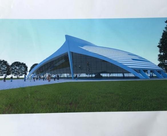 У Черкасах може з'явитися сучасна хокейна арена