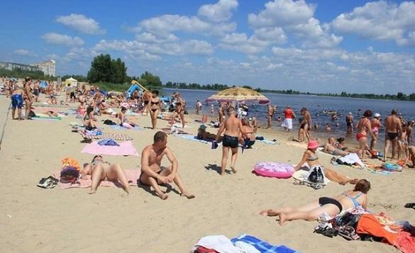 Чи можна купатися у річках Черкас?