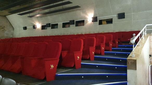 Оновлений черкаський кінотеатр