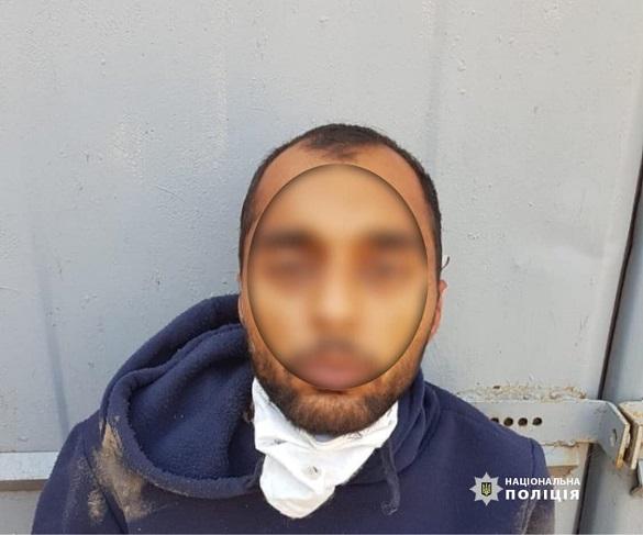 На Черкащині спіймали грабіжника, який вдерся до чужого будинку (ФОТО)