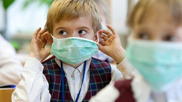 Майже в 70 закладах освіти на Черкащині зафіксували коронавірус
