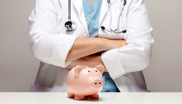 Із кінця вересня медики отримуватимуть підвищену зарплату