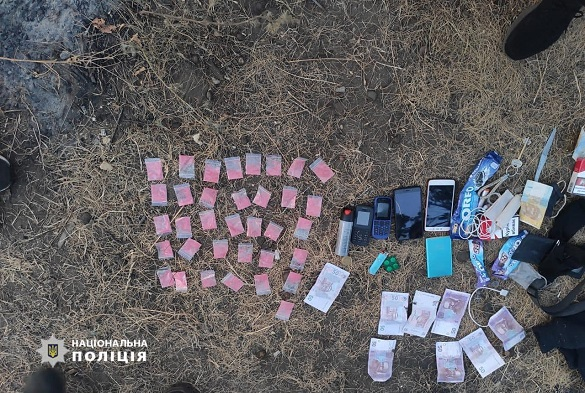 Чоловіка з амфетаміном виявили в Черкасах (ФОТО)