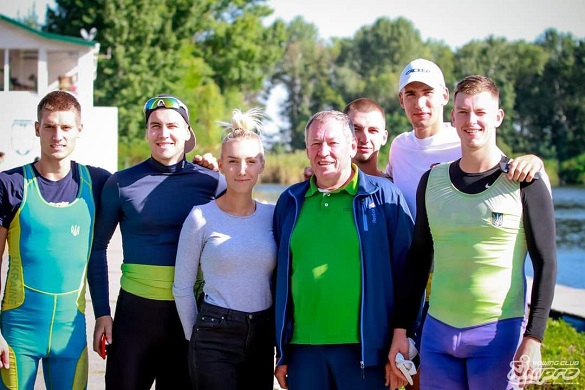 Черкаська веслувальниця перемогла на чемпіонаті України