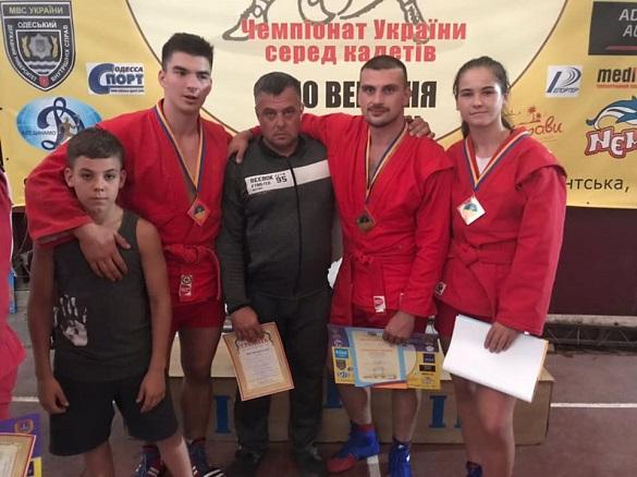 Черкаські спортсмени перемогли на всеукраїнських змаганнях