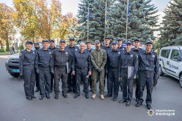 Черкаські вибухотехніки отримали новий службовий автомобіль
