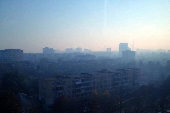 У ДСНС пояснили, в чому причина вранішнього смогу в Черкасах