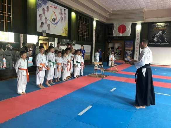 У Черкасах розпочався чемпіонат з карате-до (ФОТО)